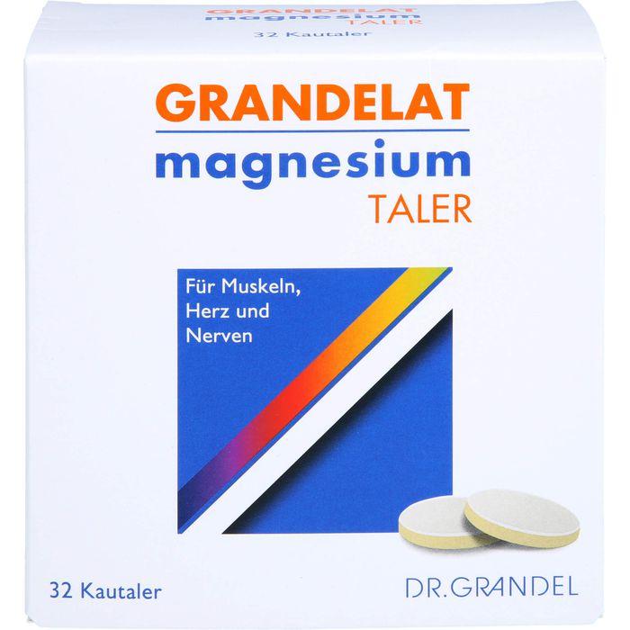 Dr. Grandel MAGNESIUM GRANDEL 300 mg Taler
