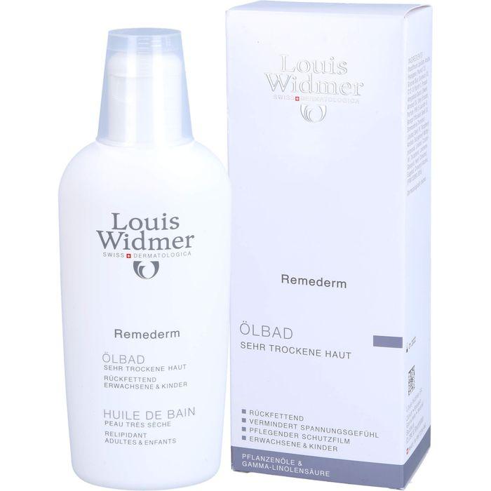 WIDMER Remederm Ölbad leicht parfümiert