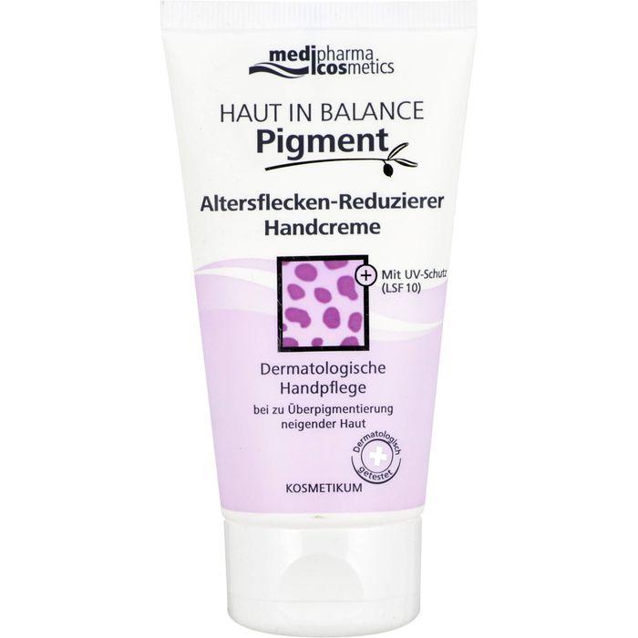 Medipharma Cosmetics HAUT IN BALANCE Pigment Altersfl.-Reduz.Handcreme