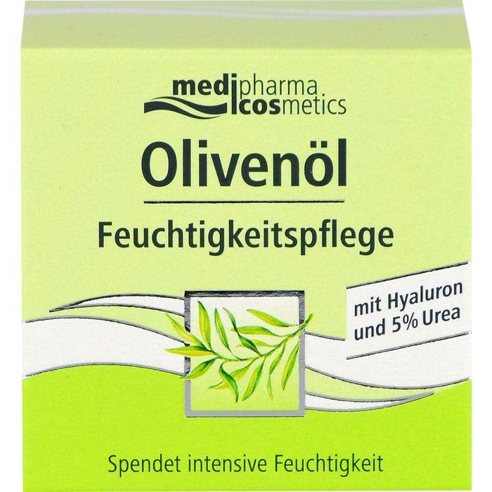 Medipharma Cosmetics OLIVENÖL Feuchtigkeitspflege Creme