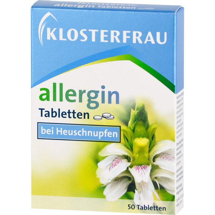 KLOSTERFRAU Allergin Tabletten