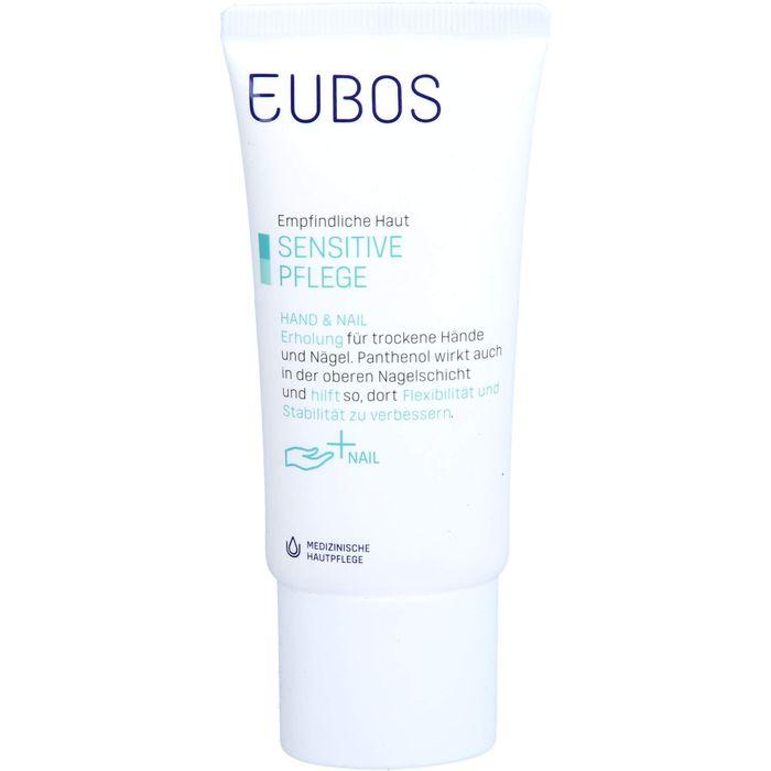 EUBOS SENSITIVE Hand & Nail
