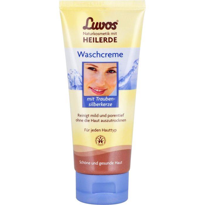 LUVOS Naturkosmetik mit Heilerde Waschcreme
