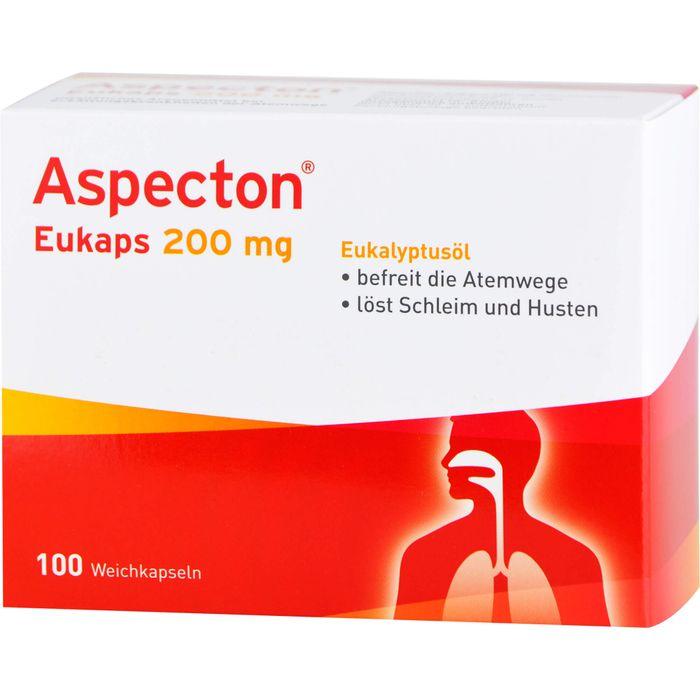 ASPECTON Eukaps 200 mg Weichkapseln