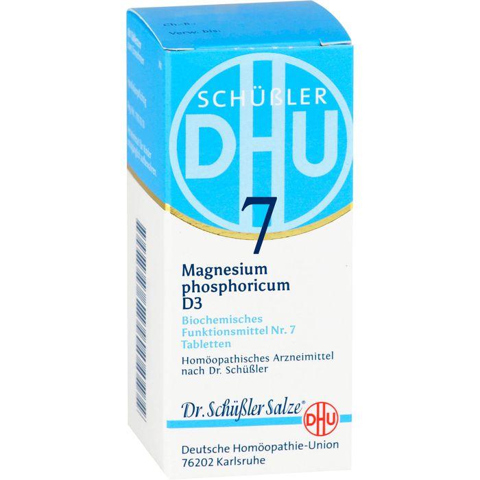 BIOCHEMIE DHU 7 Magnesium phosphoricum D 3 Tabl.