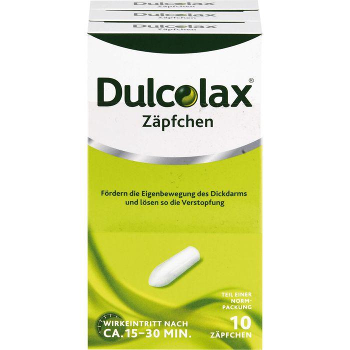 DULCOLAX Suppositorien