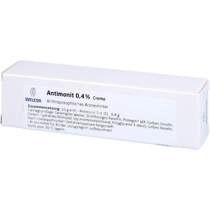 ANTIMONIT 0,4 % Creme