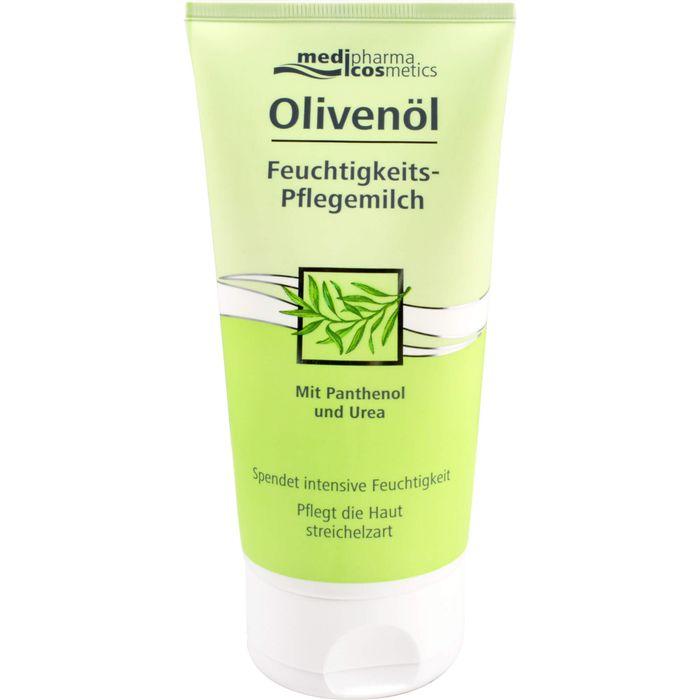 Medipharma Cosmetics OLIVENÖL Feuchtigkeitspflegemilch