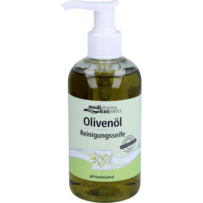 Medipharma Cosmetics OLIVENÖL Reinigungsseife