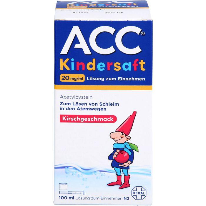 ACC Kindersaft