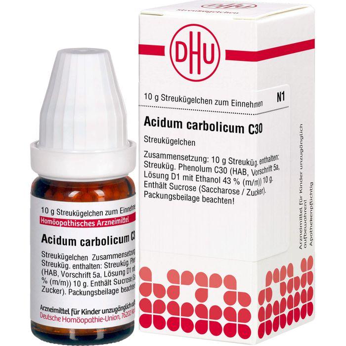 ACIDUM CARBOLICUM C 30 Globuli
