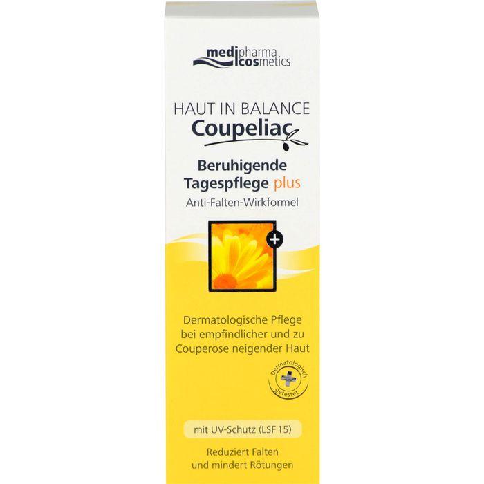 Medipharma Cosmetics HAUT IN BALANCE Coupeliac Beruh.Tagespfl.+Anti-Fa.