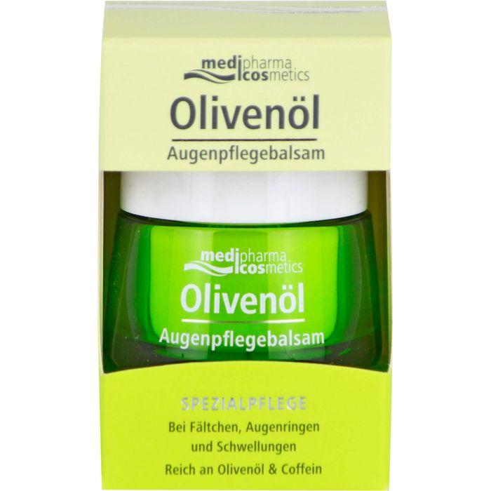 Medipharma Cosmetics OLIVENÖL Augenpflegebalsam