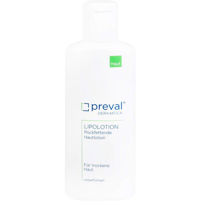 PREVAL Lipolotion
