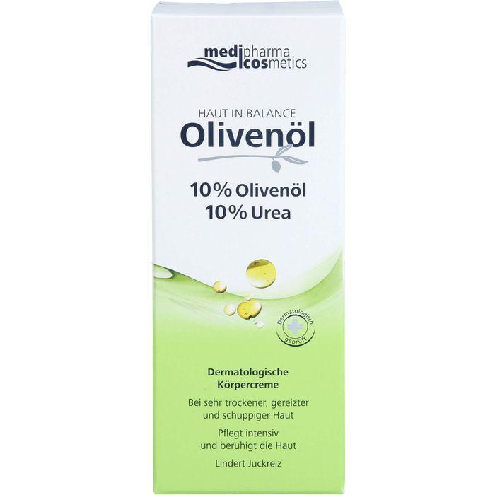 Medipharma Cosmetics HAUT IN BALANCE Olivenöl Körpercreme 10%