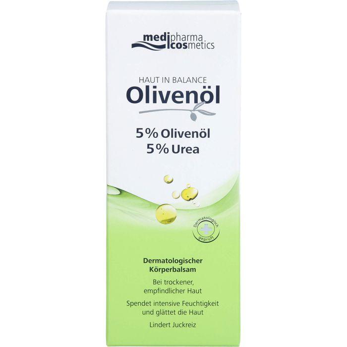 Medipharma Cosmetics HAUT IN BALANCE Olivenöl Körperbalsam 5%