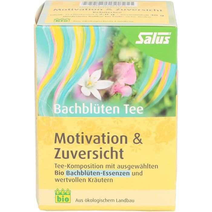 Salus BACHBLÜTEN Tee Motivation & Zuversicht Bio Salus