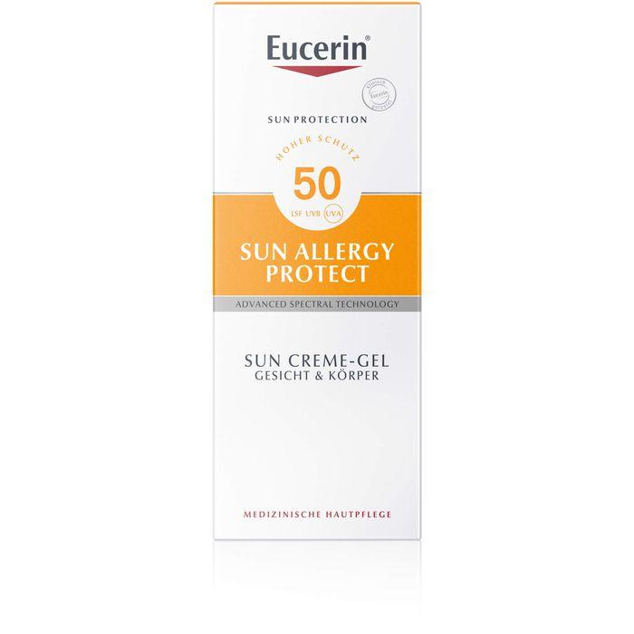 EUCERIN Sun Allergie Protect Creme-Gel 50+