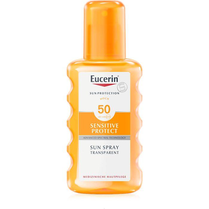 EUCERIN Sun Transparent Spray LSF 50
