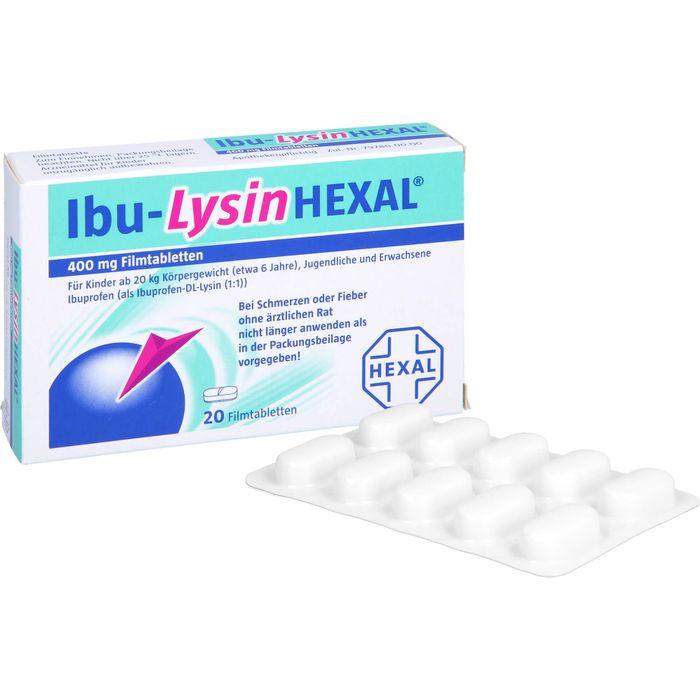 IBU-LYSINHEXAL Filmtabletten