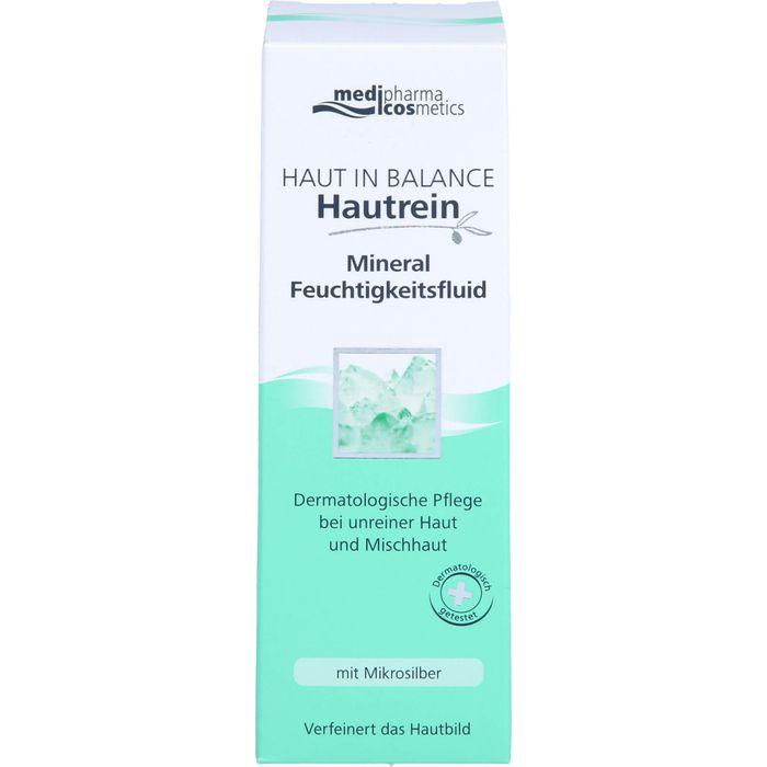Medipharma Cosmetics HAUT IN BALANCE Mineral Feuchtigkeitsfluid