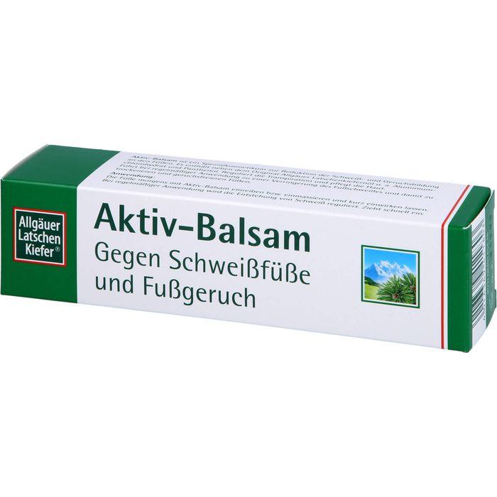 ALLGÄUER LATSCHENK. Aktiv Balsam