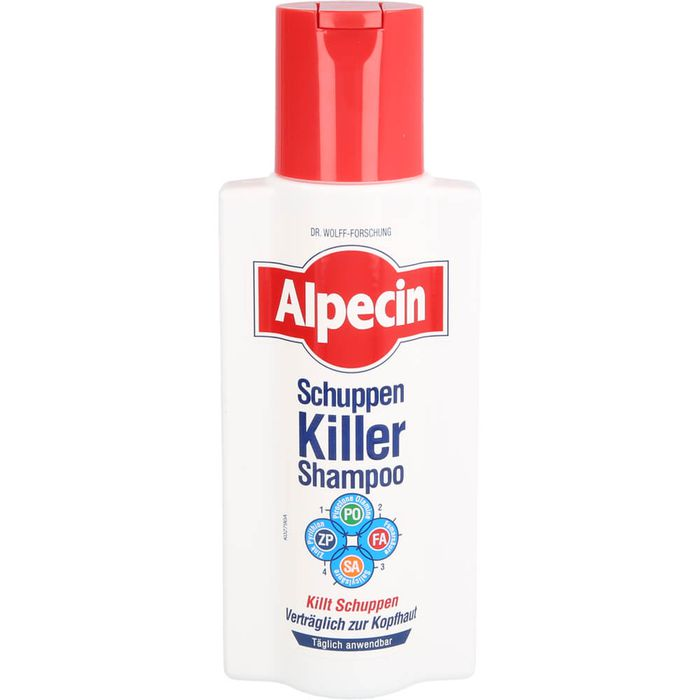 ALPECIN Schuppen Killer Shampoo