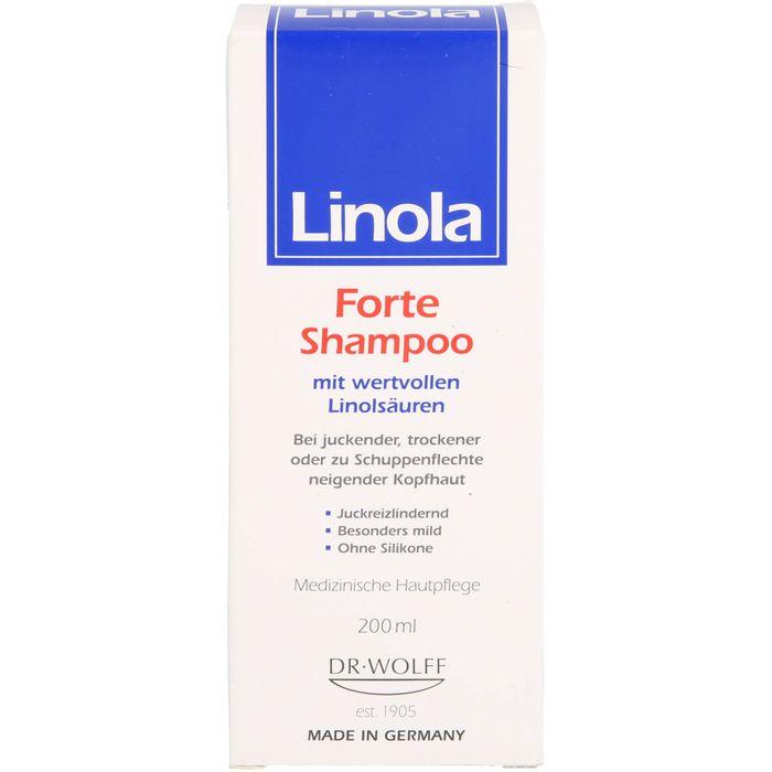 LINOLA Forte Shampoo