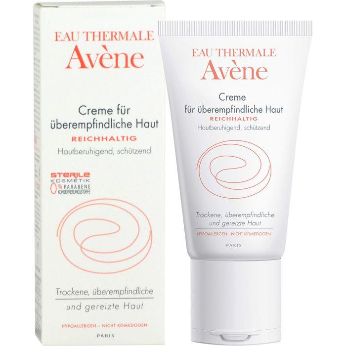 AVENE Creme f.überempf.Haut reichhaltig DEFI