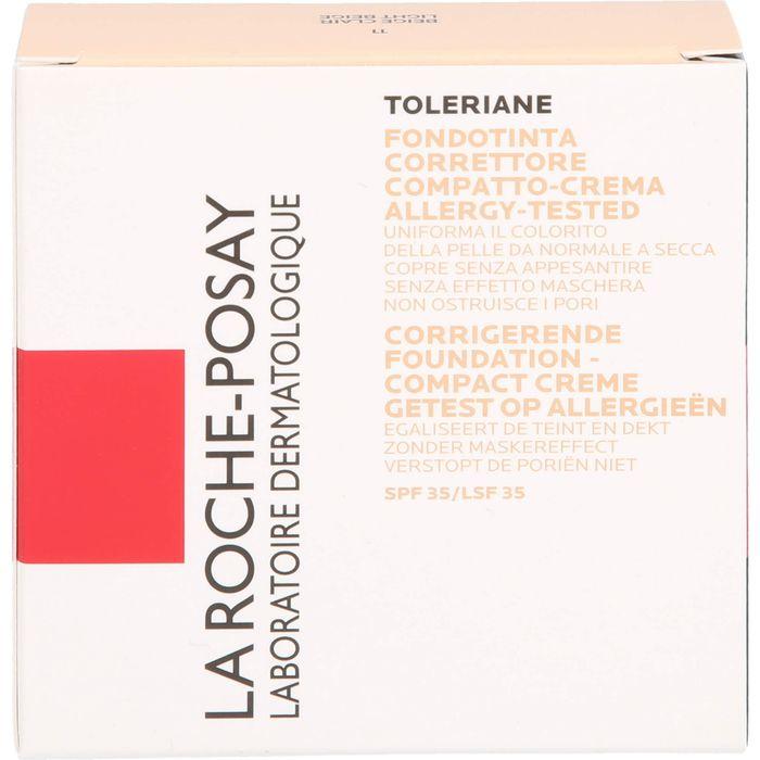 ROCHE POSAY Toleriane Teint Comp.Creme Make up 11/R Puder