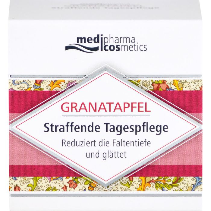 Medipharma Cosmetics GRANATAPFEL straffende Tagespflege Creme