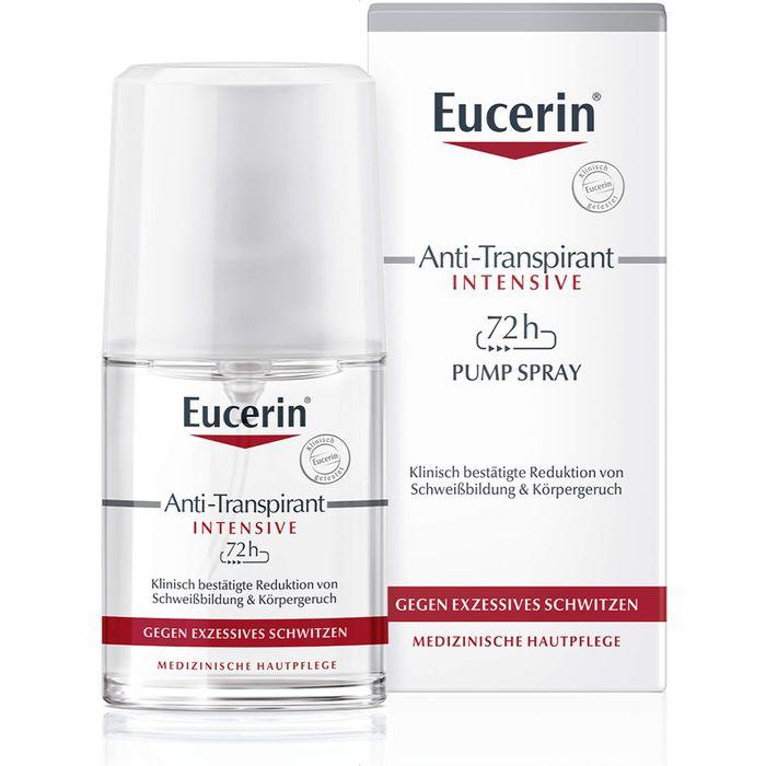 EUCERIN Deodorant Antitranspirant Spray 72 h