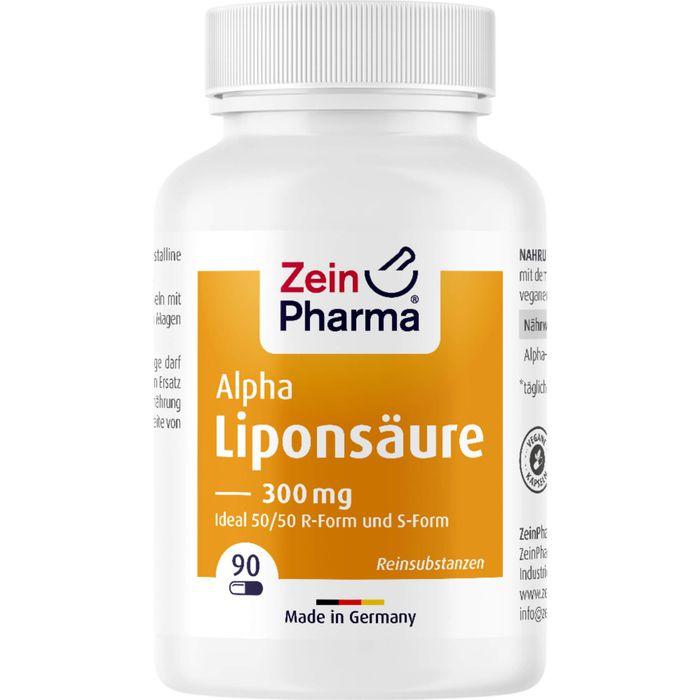 ALPHA LIPONSÄURE 300 mg Kapseln