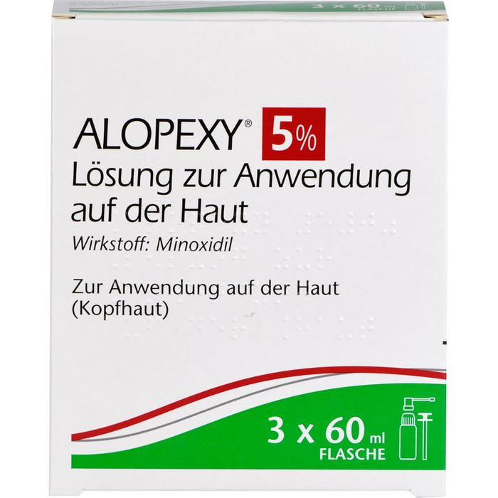 ALOPEXY 5% Lösung