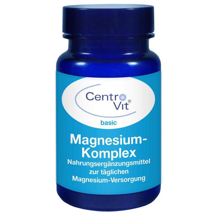 CENTROVIT basic Magnesium Komplex Kapseln