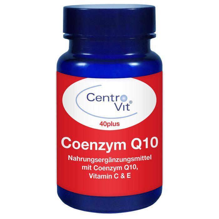 CENTROVIT 40plus Coenzym Q10 Kapseln