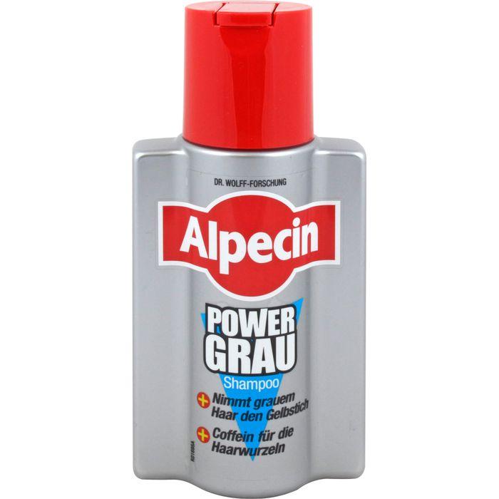 ALPECIN Power grau Shampoo