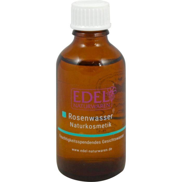 Edel Naturwaren ROSENWASSER kbA das reine Rosenhydrolat