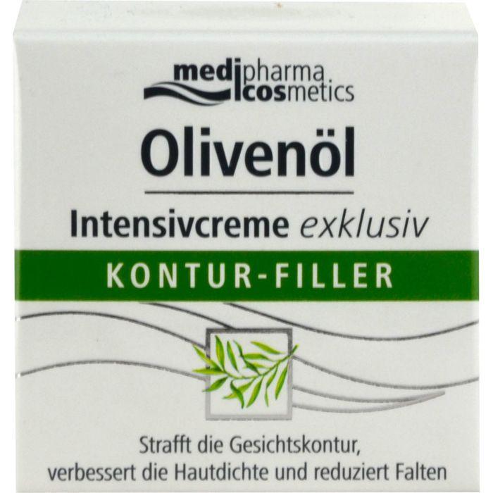 Medipharma Cosmetics OLIVENÖL Intensivcreme exclusiv