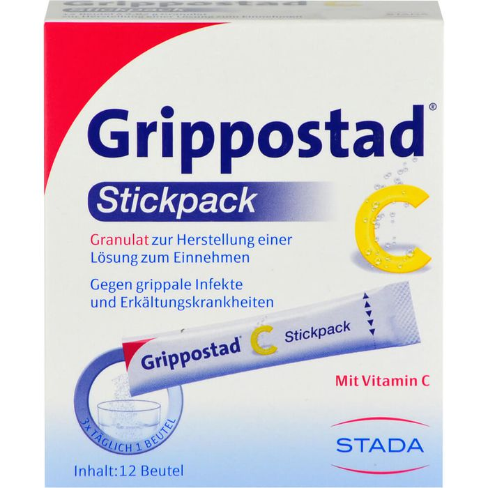 GRIPPOSTAD C Stickpacks
