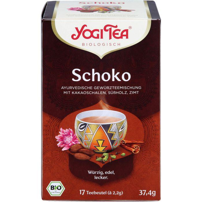 YOGI TEA Schoko Bio