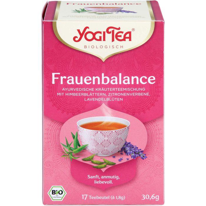 YOGI TEA Frauen Balance Bio