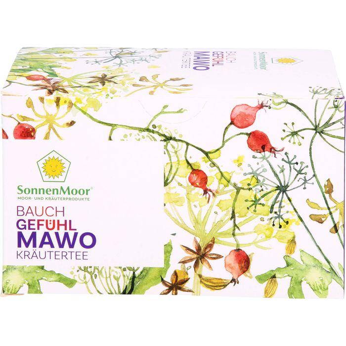 SonnenMoor MAWO Tee Filterbeutel
