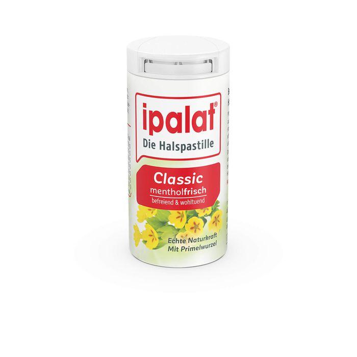 IPALAT Halspastillen classic