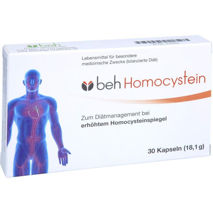 BEH Homocystein Kapseln