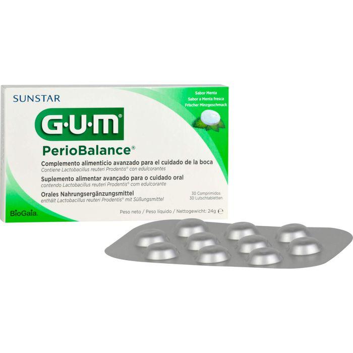 GUM Periobalance Lutschtabletten