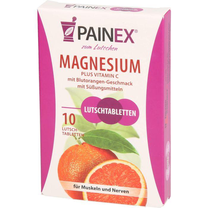 MAGNESIUM MIT Vitamin C PAINEX