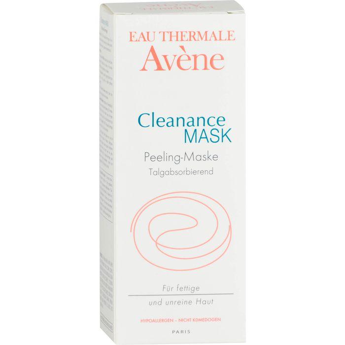 AVENE Cleanance MASK Peeling Maske