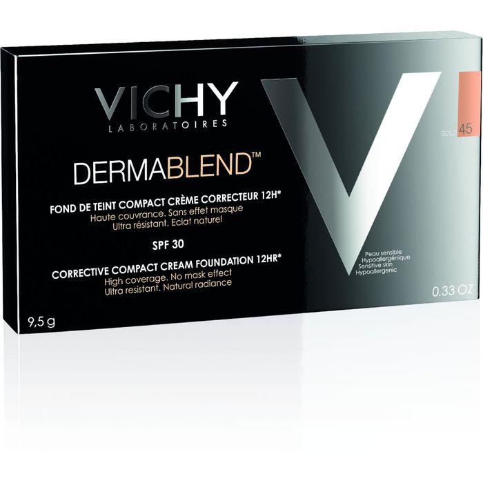 VICHY DERMABLEND Kompakt-Creme 45