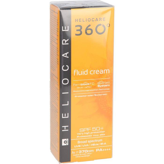 HELIOCARE 360° Fluid Cream SPF 50+